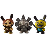 3-INCH DUNNY AZTECA SERIES 2 SINGLE FIGURE