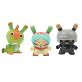 3-INCH DUNNY EVOLVED SERIES SINGLE FIGURE