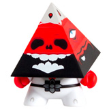 3-INCH DUNNY PYRAMIDUN RED EDITION