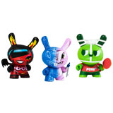 3-INCH DUNNY SERIES 2012 SINGLE FIGURE