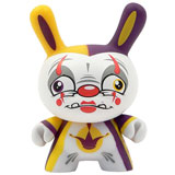 3-INCH DUNNY MARDIVALE SERIES STILTS YELLOW/PURPLE