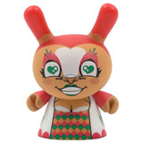 3-INCH DUNNY MARDIVALE SERIES HARLEQUIN