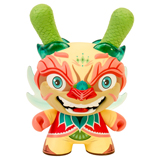8-INCH DUNNY SCOTT TOLLESON IMPERIAL LOTUS DRAGON