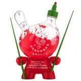 8-INCH DUNNY SKET-ONE SKETRACHA CLEAR EDITION