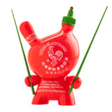 8-INCH DUNNY SKET-ONE SKETRACHA RED EDITION