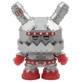 8-INCH MECHA DUNNY SILVER EDITION