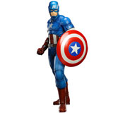 ARTFX+ MARVEL AVENGERS NOW! CAPTAIN AMERICA