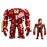 ARTIST MIX AVENGERS HULKBUSTER AND IRON MAN 2-PACK