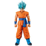 DRAGON BALL Z MASTER STARS PIECE GOKU GOD SUPER SAIYAN