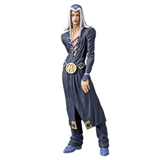JOJO'S FIGURE COLLECTION GOLDEN WIND LEONE ABBACCHIO