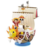ONE PIECE MEGA WCF THOUSAND SUNNY