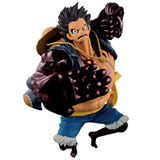 ONE PIECE SCULTURES BIG MONKEY D. LUFFY GEAR FOURTH