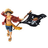ONE PIECE MAGAZINE FIGURE MONKEY D. LUFFY
