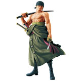 ONE PIECE MEMORY FIGURE RORONOA ZORO
