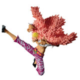 ONE PIECE SCULTURES BIG DONQUIXOTE DOFLAMINGO