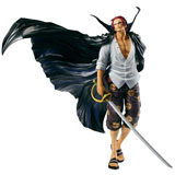 ONE PIECE WORLD FIGURE COLOSSEUM SHANKS