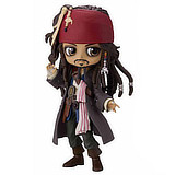 Q POSKET PIRATES OF THE CARIBBEAN JACK SPARROW