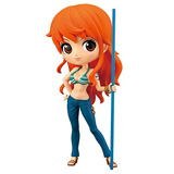 Q POSKET ONE PIECE NAMI SPECIAL COLOR