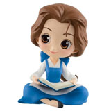 Q POSKET PETIT DISNEY BELLE SEATED