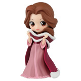Q POSKET PETIT DISNEY BELLE WINTER DRESS