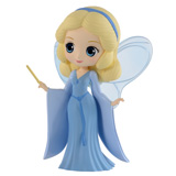 Q POSKET PETIT DISNEY BLUE FAIRY