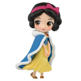 Q POSKET PETIT DISNEY SNOW WHITE WINTER DRESS