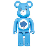 BE@RBRICK 400% CARE BEARS GRUMPY BEAR