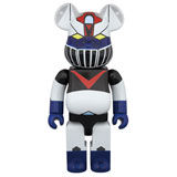 BE@RBRICK 400% GREAT MAZINGER