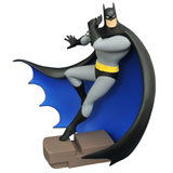 DC UNIVERSE BATMAN THE ANIMATED SERIES PVC STATUE