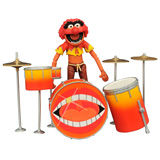 THE MUPPETS ANIMAL AND DRUM KIT SET