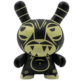 3-INCH DUNNY ENDANGERED SERIES JOE LEDBETTER BLACK