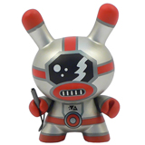 3-INCH DUNNY EVOLVED SERIES KOZIK STEP 1