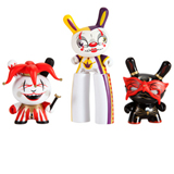 3-INCH DUNNY MARDIVALE SERIES SINGLE FIGURE