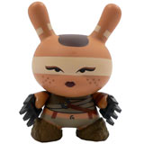 3-INCH DUNNY POST APOCALYPSE FERAL GIRL