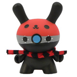 3-INCH DUNNY SERIES 5 DEVILROBOTS