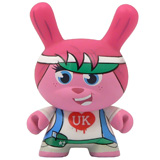 3-INCH DUNNY YE OLDE ENGLISH CLUTTER