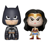 VYNL. JUSTICE LEAGUE BATMAN + WONDER WOMAN