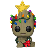 POP! MARVEL HOLIDAY GROOT