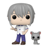 POP! ANIMATION FRUITS BASKET YUKI W/ RAT SPECIALTY SERIES