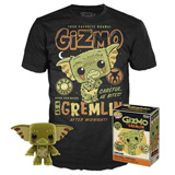 POP! & TEE BOX GREMLINS GIZMO AS A GREMLIN L