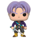 POP! ANIMATION DRAGON BALL Z TRUNKS