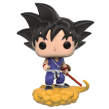 POP! ANIMATION DRAGON BALL Z GOKU & FLYING NIMBUS