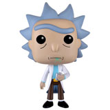 POP! ANIMATION RICK AND MORTY RICK