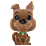 POP! ANIMATION SCOOBY-DOO FLOCKED