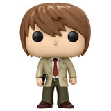POP! ANIMATION DEATH NOTE LIGHT