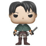 POP! ANIMATION ATTACK ON TITAN LEVI
