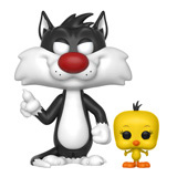 POP! ANIMATION LOONEY TUNES SYLVESTER & TWEETY