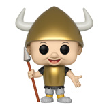 POP! ANIMATION LOONEY TUNES ELMER FUDD VIKING