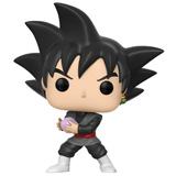 POP! ANIMATION DRAGON BALL SUPER GOKU BLACK