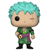 POP! ANIMATION ONE PIECE RORONOA ZORO